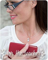 Teacher Jewelry Gifts.