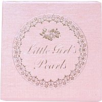 Signature Pink Little Girl's Pearls Gift Box.