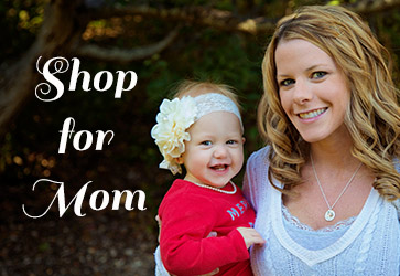 shop for personalized mother's jewelry with jules jewelry.